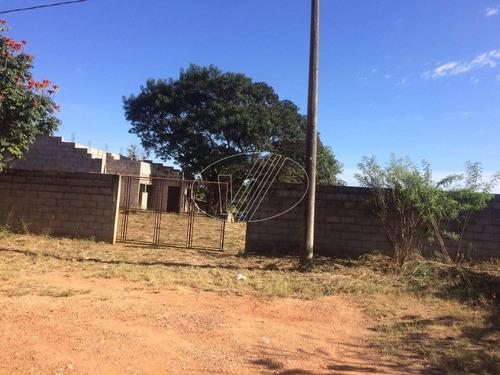 Imagem 1 de 5 de Terreno À Venda Em Jardim Monte Belo Ii - Te226395