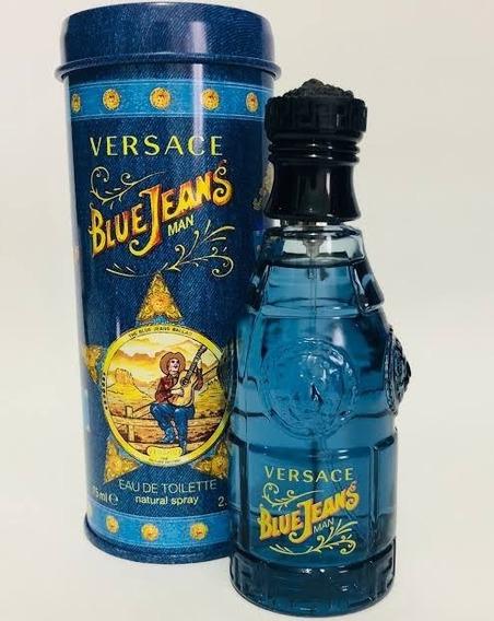 Versace Blue Jeans Masculino 75ml