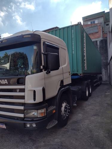 Scania P 114 330 6x2