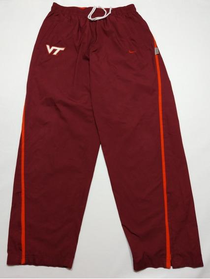 Pantalón Nike Virginia Techo College Talle Xl Microfibra