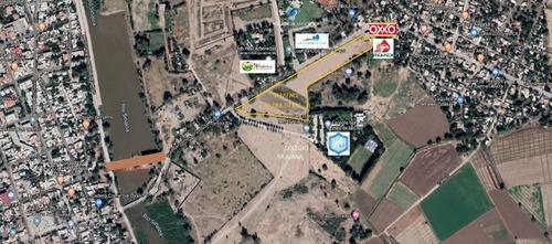 Terreno En Desarrollo Urbano Rio Sinaloa,35088.50 M2,guasave