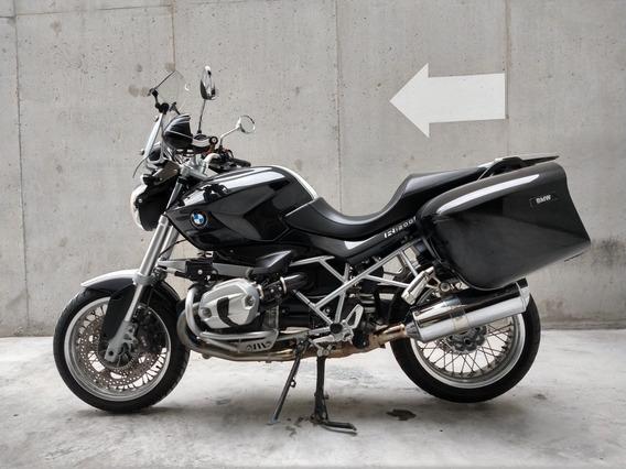 Bmw R 1200 Rdarkwhite