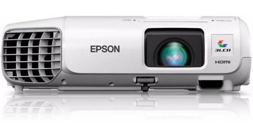 Epson Proyector Powerlite 98h Xga 3lcd Proyector Classroom