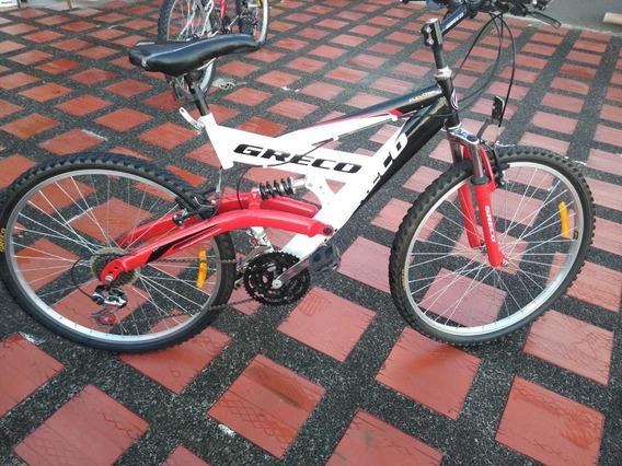 Bicicleta Montañera Doble Suspencion Rin 26