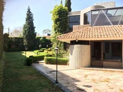 Bonita Casa En Justo Sierra, Cd. Satélite, Naucalpan.