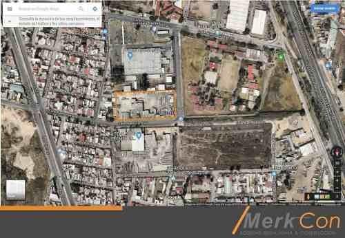 Terreno Renta 4,000 M2 Miramar Zapopan Norte Jalisco Mexico 2
