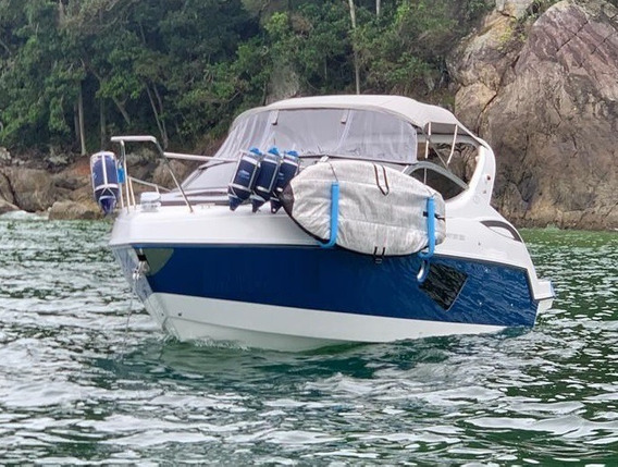 Phantom 303 Série 1500 - Ano 2018 Diesel