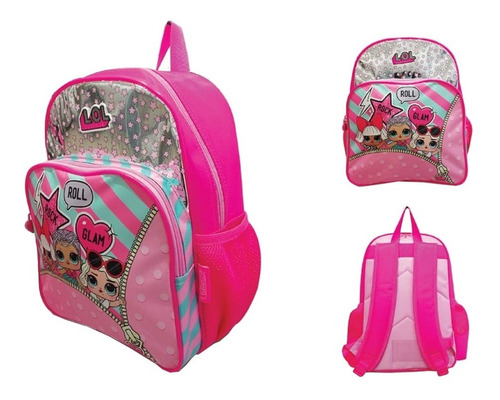 Mochila Lol Surprise 12 Pulgadas Jardin Original 17sb Maple