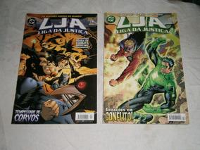 Liga Da Justiça- Panini Comics Nºs 9,13 Ao 19,25 Ao 69...