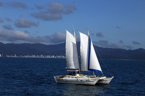 Catamarã Tiki 38 James Wharram