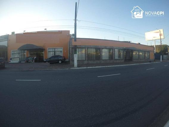 Galpão Para Alugar, 400 M² Por R$ 6.000,00/mês - Anhanguera - Praia Grande/sp - Ga0019