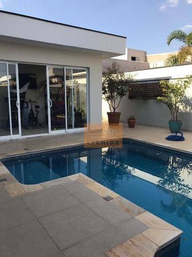 Imagem 1 de 7 de Sobrado Com 3 Dormitórios À Venda, 280 M² Por R$ 1.650.000,00 - Jardim Pari - Paulínia/sp - So0286