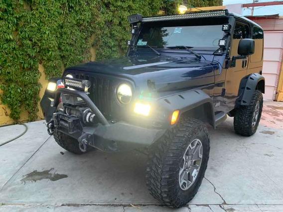 Jeep Wrangler 2005 Aut. 4x4