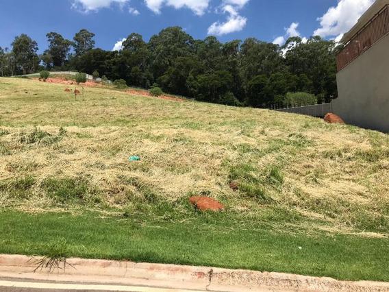 Terreno À Venda, 823 M² Por R$ 180.000 - Quintas Da Boa Vista - Atibaia/sp - Te0122