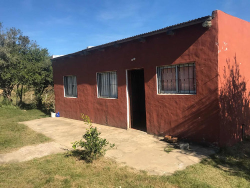 Casa 3 Dormitorios. 50.000 Y Cuotas