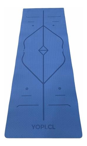 Imagen 1 de 7 de Promoción Mat Azul Yopi + Bolso Negro