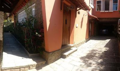 Casa Residencial À Venda, Valparaíso, Petrópolis - Ca0238. - Ca0238