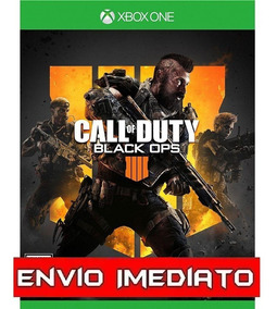 Call Of Duty Black Ops 4 Xbox One - Receba Hoje