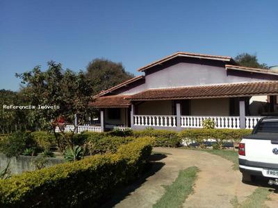 Chácara Para Venda Em Ibiúna, A Consultar, 4 Dormitórios, 1 Suíte, 3 Banheiros, 5 Vagas - 318