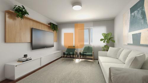Apartamento Para Venda No Bairro Pinheiros Em São Paulo - Cod: Ja17334 - Ja17334