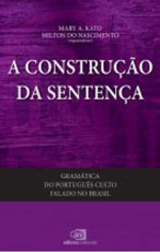Gramática Do Português Culto Falado No Brasil - Vol. Ii -