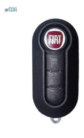 Capa Chave Fiat 500 Bravo Palio Punto Grand Siena