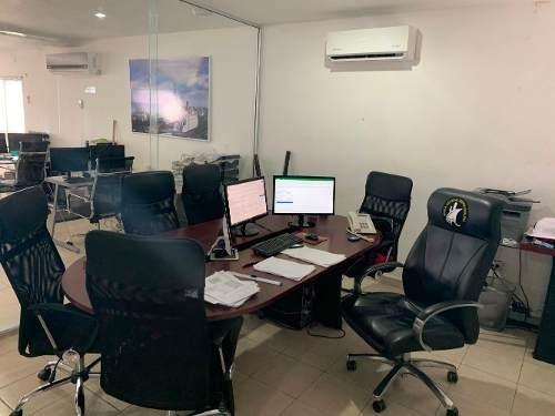 Oficina Con Bodega En Santa Maria Chi, Cerca De Periférico