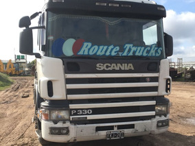 Scania P114 Ga6x2 330