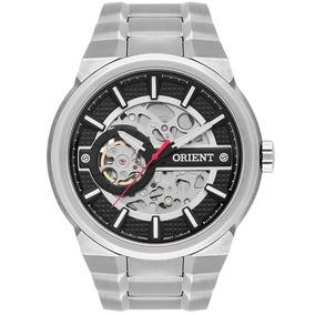 Relógio Masculino Orient Automático Nh7ss002 Preto