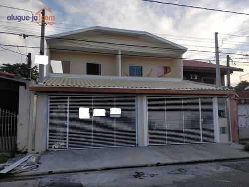 Casa À Venda, 200 M² Por R$ 650.000,00 - Jardim Das Indústrias - São José Dos Campos/sp - Ca2828