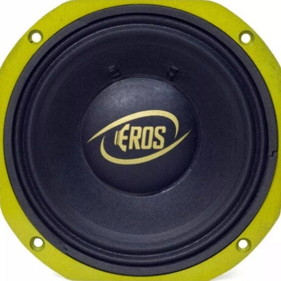 Woofer Eros 8 Polegadas E-420 840w Pmpo Profissional E420