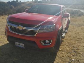 Chevrolet Colorado 4x4 Modelo 2018 Pick Up 4 Puertas