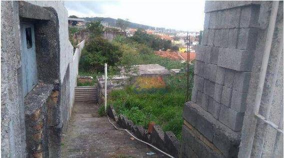 Terreno Residencial À Venda, Mogi Moderno, Mogi Das Cruzes. - Te0152