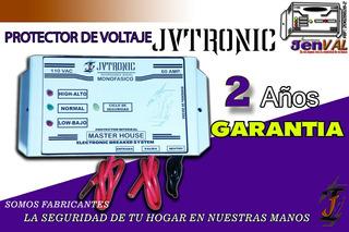 Protector De Corriente 110w Jvtronic Mayor Y Detal