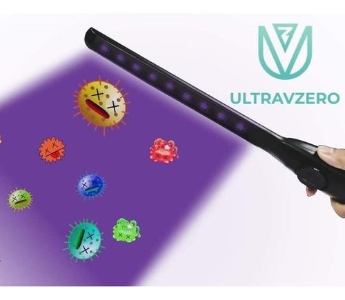 Lampara De Desinfección Luz Ultravioleta  Uvc Germicida