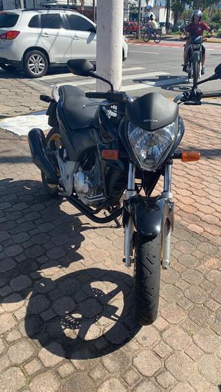 Honda Cb 300r 2015 *casa Das Motos*