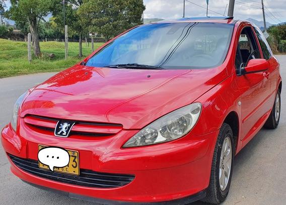 Peugeot 307 2005 2.0 Xsi