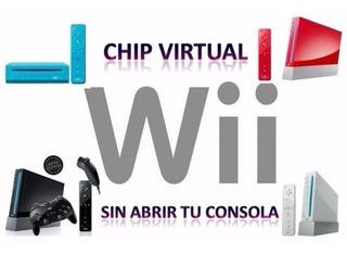 Chip Para Tu Nintendo Wii Tambien A Domicilio Oferta