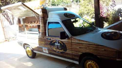 Choperia Fiorino Beer Truck (montagem Sem O Veículo)