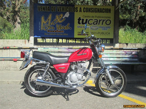 Suzuki Gn-125m 051 Cc - 125 Cc