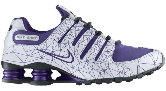 Leather, Resortes X Navidad Zapatillas Nike Shox Modelo Nz