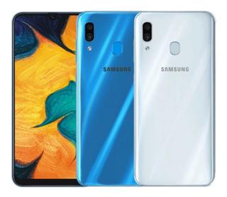 Samsung Galaxy A30 /(195) Sd De Regalo / (190)tienda Físical