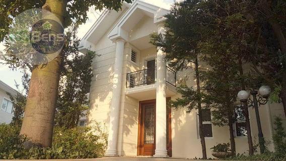 Casa Com 5 Dormitórios À Venda, 388 M² Por R$ 1.790.000,00 - Loteamento Residencial Barão Do Café - Campinas/sp - Ca0359