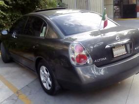 Nissan Altima 2.5 Sll Aa Ee Cd Piel Qc At