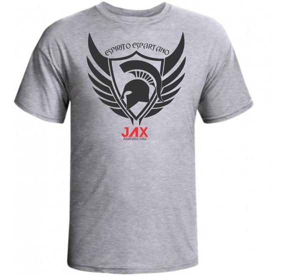 Camisa De Musculação Jax - Espirito Espertano