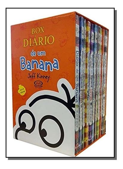 Box Diario De Um Banana - 10 Volumes - Acompanha P