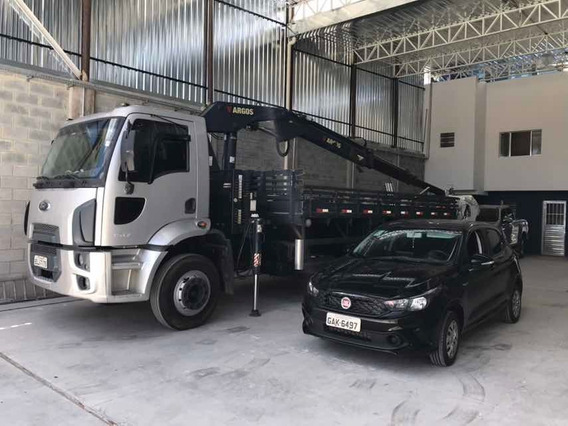 Ford Cargo 1517 Munck Argos 16 Ton 57 Mil Km