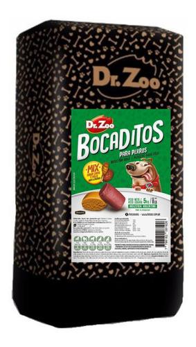 Golosinas Snacks Dr. Zoo Pollo-carne X 5kg Palitos Hueso