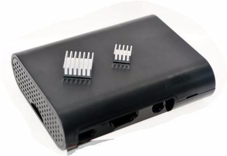 Case Para Raspberry Pi Modelo B+ E Pi2 Automacao Robotica