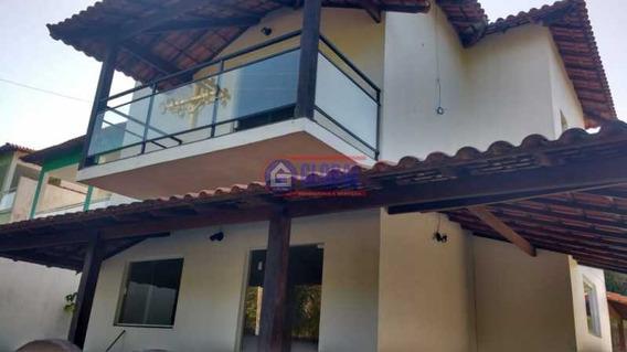 Casa Em Condomínio-à Venda-flamengo-maricá - Macn30062